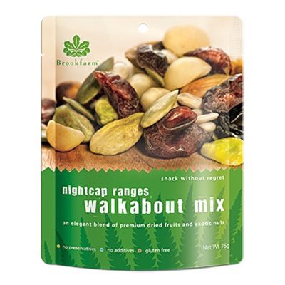 Brookfarm Walkabout Mix Nightcap 75g