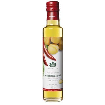 Brookfarm Macadamia Oil Lime Chilli 250ml