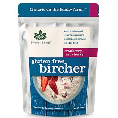 Brookfarm Gluten Free Bircher Muesli 400g (WA)