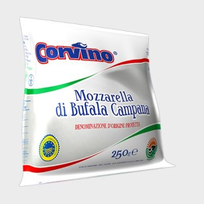 Corvino Buffalo Mozzarella DOP 250g