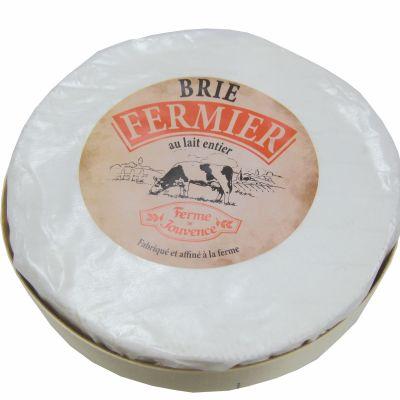 Jouvence Brie Fermier 1kg