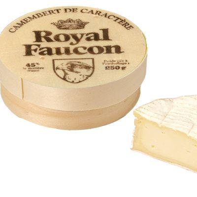 Royal Faucon Camembert 250g