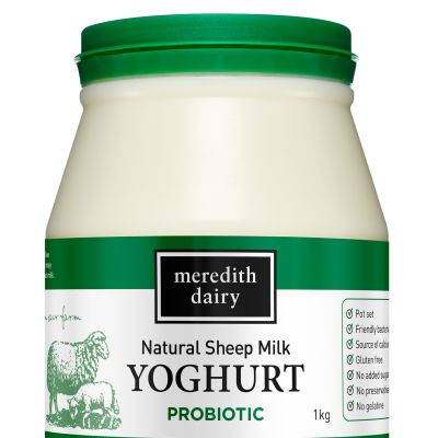 Meredith Yoghurt Green Ewes Milk 1kg