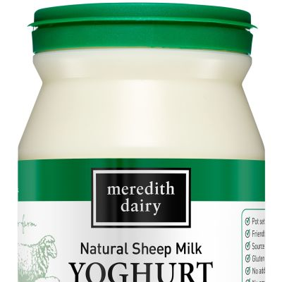 Meredith Yoghurt Green Ewes Milk 500g