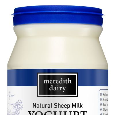 Meredith Yoghurt Blue Ewes Milk 500g