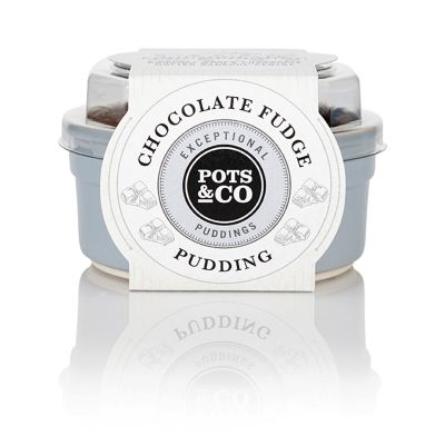 Pots and Co Chocolate Fudge Pudding