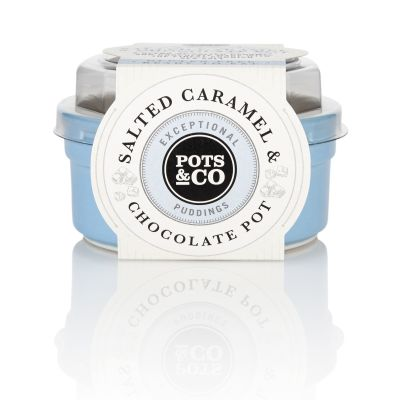 Pots and Co Salted Caramel & Chocolate Pot