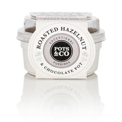 Pots and Co Roasted Hazelnut & Chocolate Pot