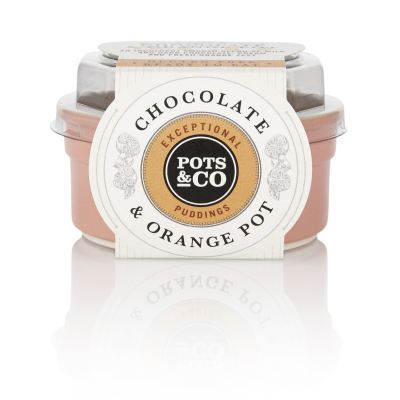 Pots and Co Chocolate & Orange Pot