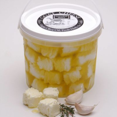 Meredith Feta in Herb & Olive Oil 2kg