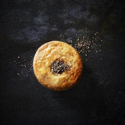 Boscastle Beef Burgundy Gourmet Pie 240g