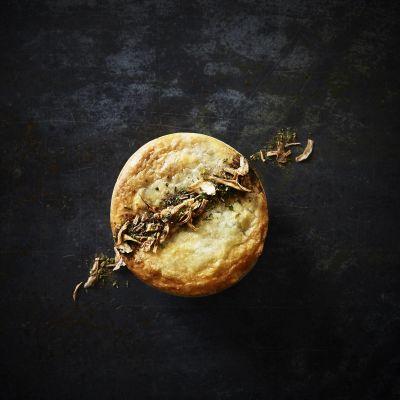 Boscastle Beef & Mushroom Gourmet Pie 240g (WA & QLD)