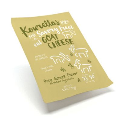 Kourellas 150g Goat's Milk Cheese