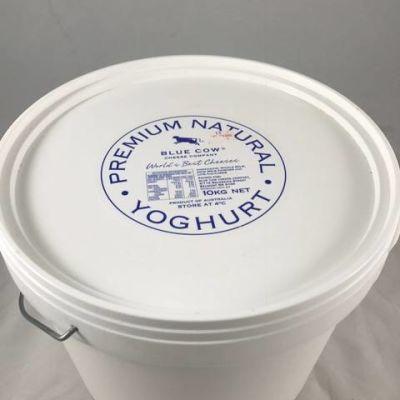 Blue Cow Premium Natural Yoghurt 10kg