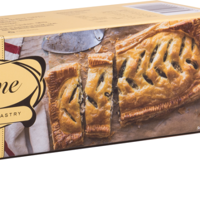 Careme Butter Puff Pastry 375g
