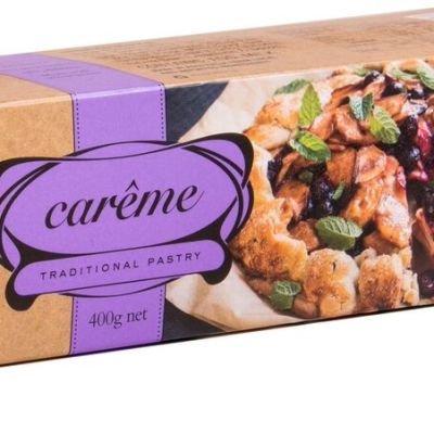 Careme Shortcrust Sweet Pastry GF 400g