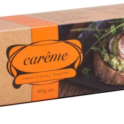 Careme Sour Cream Short Crust Pastry GF 400g