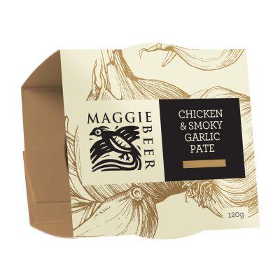 Maggie Beer Chicken & Smoky Garlic Pate 120g