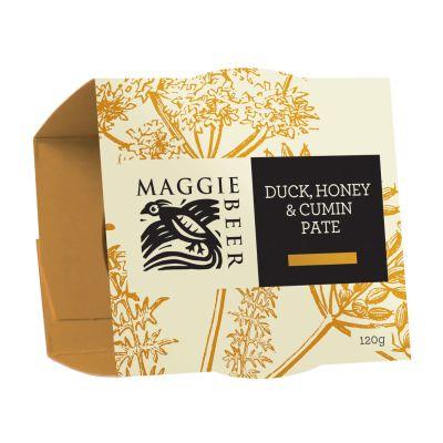 Maggie Beer Duck, Honey & Cumin Pate 120g