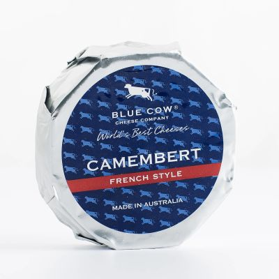 Blue Cow French Style Camembert 200g (WA & QLD)