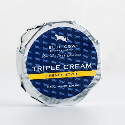 Blue Cow French Style Triple Cream 180g (WA & QLD)