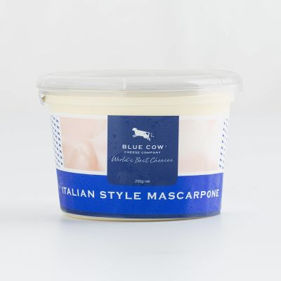 Blue Cow Italian Style Mascarpone 250g