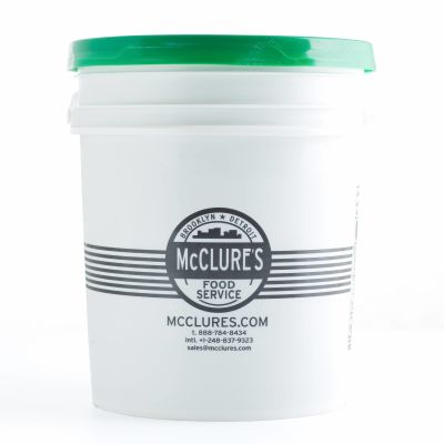 McClures Garlic Dill Pickles 20kg