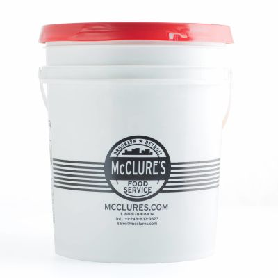 McClures Sweet & Spicy Chip Cut Pickles 20kg