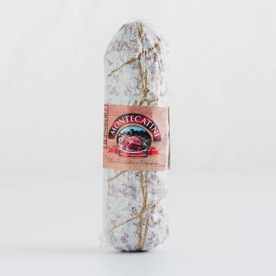 Montecatini Salami with Truffle 330g