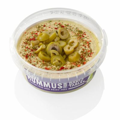Daris Table Hummus Olive Dip 200g