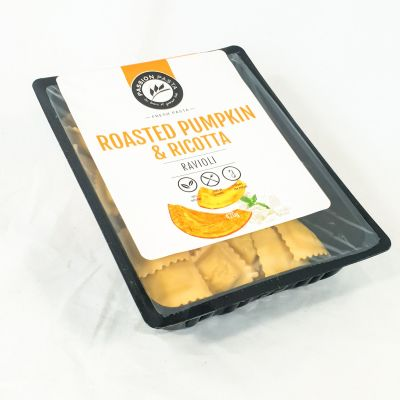 Passion Pasta Ravioli Roast Pumpkin & Ricotta 420g (WA)