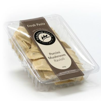 Passion Pasta Ravioli Porcini Mushroom 420g