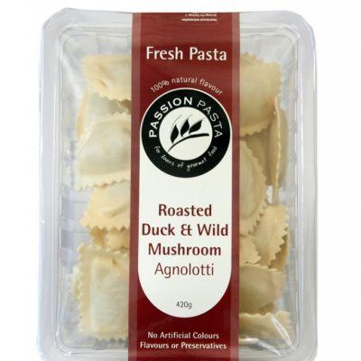 Passion Pasta Agnolotti Duck & Mushroom 420g
