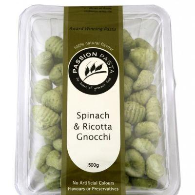 Passion Pasta Gnocchi Spinach & Ricotta 500g