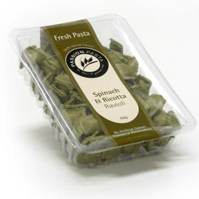 Passion Pasta Ravioli Spinach & Ricotta 420g