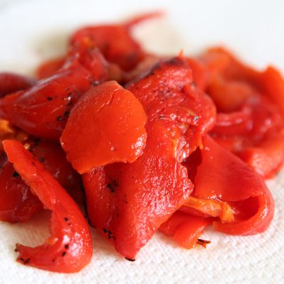Blue Cow Peppers Roasted Skinless 2.5kg (WA & QLD)