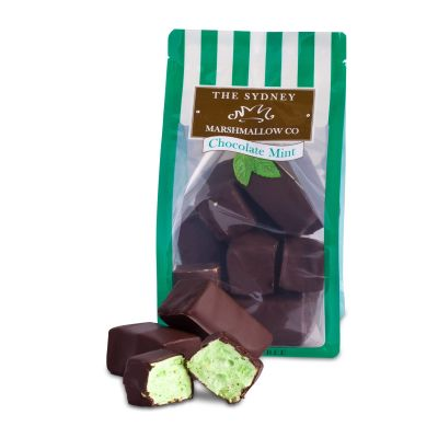 Sydney Marshmallow Co Chocolate Mint 200g
