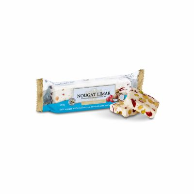 Nougat Limar Coconut Red Berry 150g