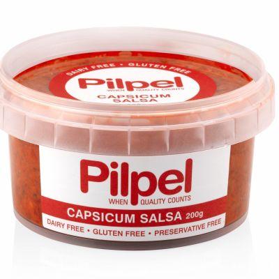 Pilpel Capsicum Salsa 200g