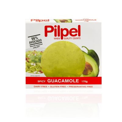 Pilpel Spicy Guacamole Dip 170g