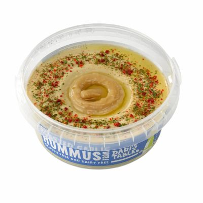 Daris Table Hummus Roast Garlic Dip 200g