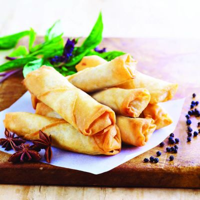 DimSum&Co FS 80pc Spring Roll Peking Duck (WA)