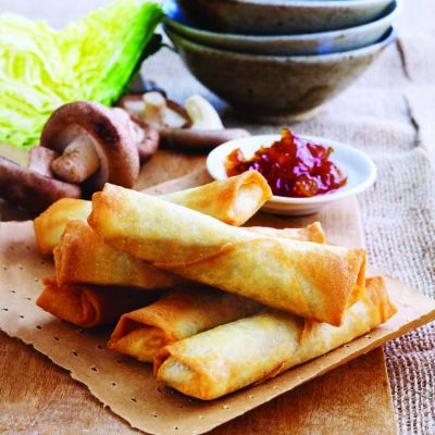 DimSum&Co FS 80pc Spring Roll Vegetable (WA)