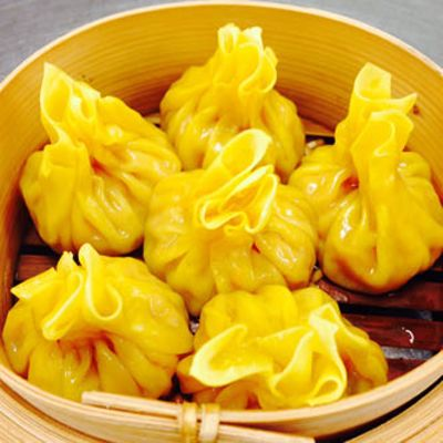 Lotus&Ming 50pc Wonton Caramelised Pumpkin (WA)