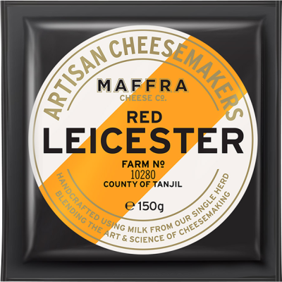 Maffra Red Leicester 150g