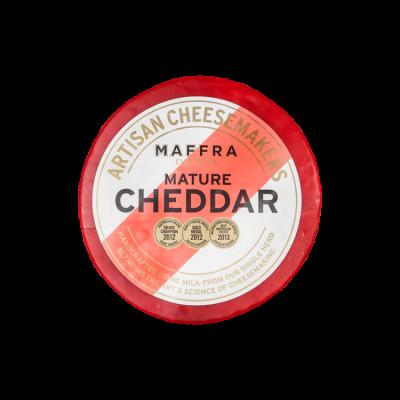Maffra Round Farmhouse Mature Cheddar 2.5kg RW