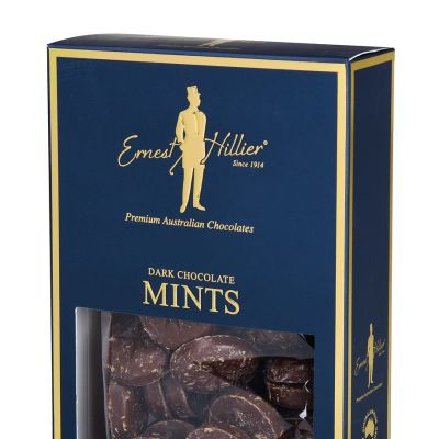 Ernest Hillier Milk Chocolate Mint 240g
