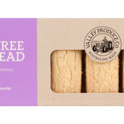 Valley Produce Shortbread Gluten Free 175g