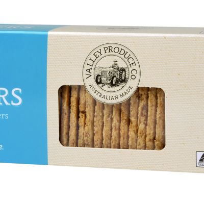 Valley Produce Co. Almond Oat Crackers 150g