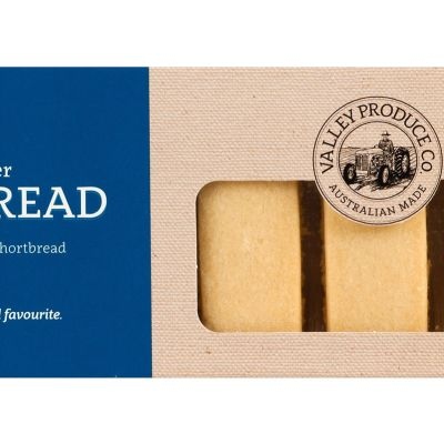 Valley Produce Shortbread Pure Butter 175g